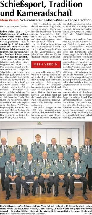 Bericht EL-Kurier