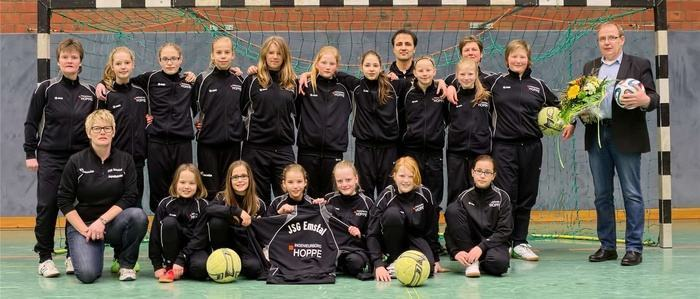 D-Juniorinnen 2014