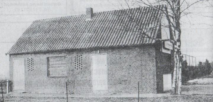Altbau des Sport- und Schützenhauses