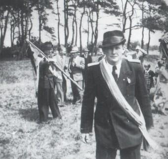die ersten Schützen
