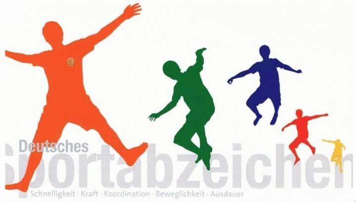 Sportabzeichen Emblem