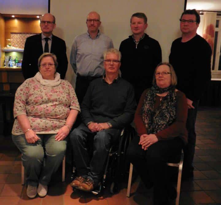 Vorstand Heimatverein Lathen-Wahn
