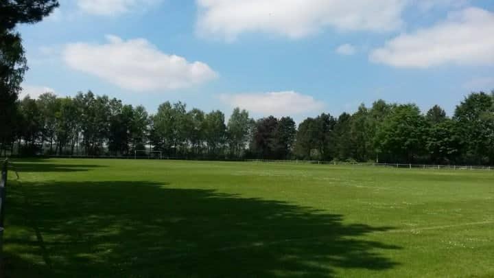 neuer Sportplatz Lathen-Wahn