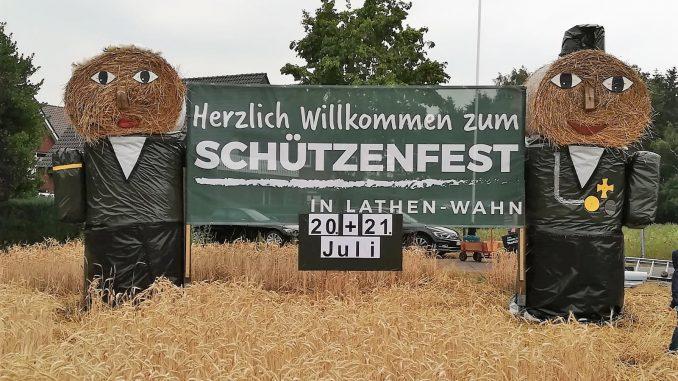 Schützenfest Figuren 2019
