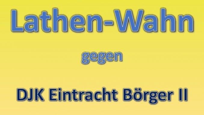 Heimspiel SG Börger Werpeloh Breddenberg-Heidbrücken 2
